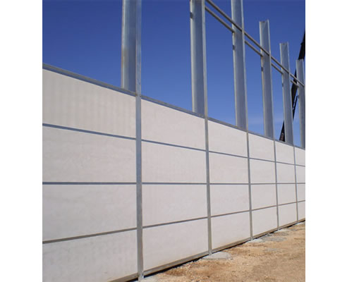 Commercial Acoustic Fence Panels Wallmark Australia