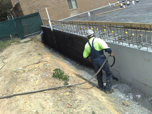 Waterproofing Foundations And Basements F E W