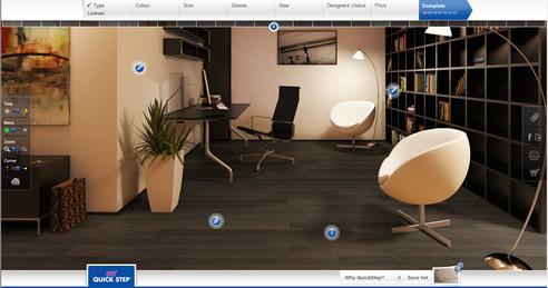 Online interior design tool from premium floors - Online interior design tool ...