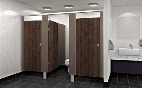 Premium Bathroom Partitions Melbourne Flush Partitions - Public bathroom partitions