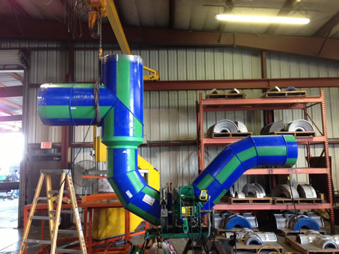 aquatherm extra large pipe system