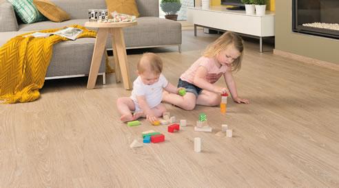 Timber look vinyl flooring by quick step premium floors - Livyn quick step prix ...