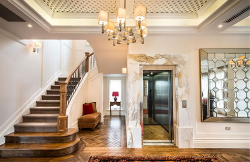 Luxury home elevators easy living home elevators for Easy living elevators