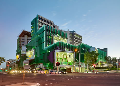 brisbane childrens hospital