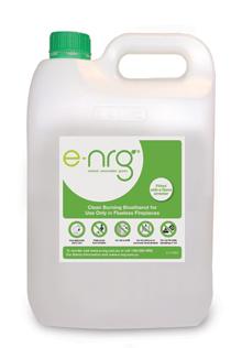 e-nrg bio ethanol fuel