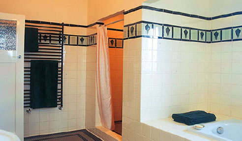 Art Deco Border Tiles