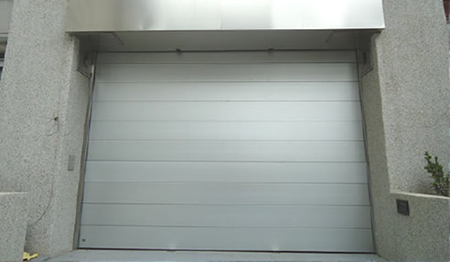 Flood Roller Door