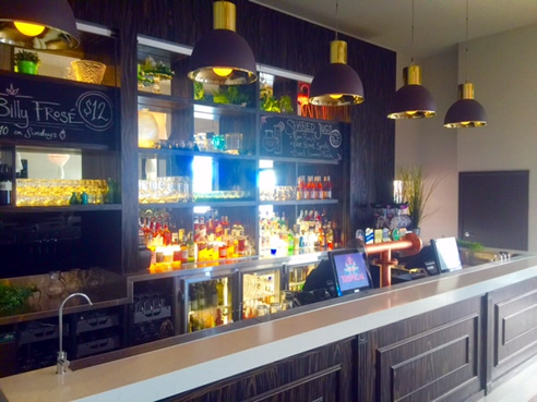 Hotel Bondi Bar Joinery by Glenmar