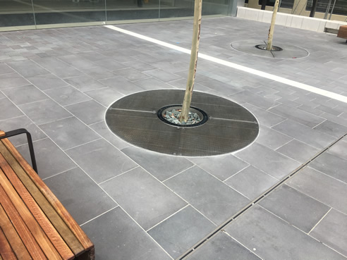 Hydro custom Stainless Tree Grates
