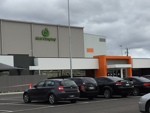 Woolworths Meat Company Melbourne