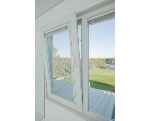 tilt and turn double glazed window