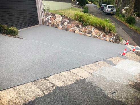 Porous driveways from StoneSet