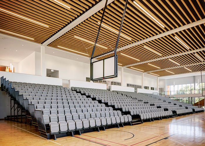 Acoustic Beams School Halls from SUPAWOOD