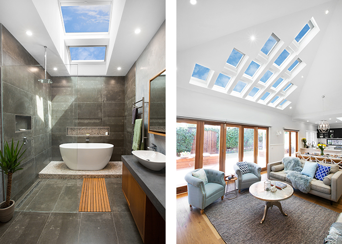 Professional Skylight Installation with Attic Group