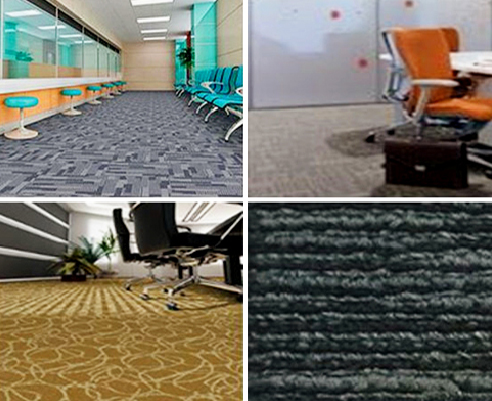 Commercial Carpet Tiles Brisbane from Totally Commercial Flooring