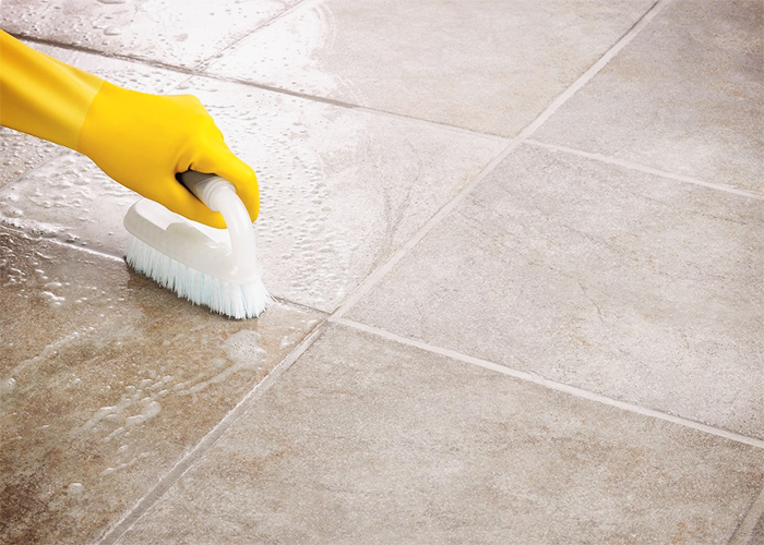 How to Remove Water-Based Sealer Residue with LATICRETE