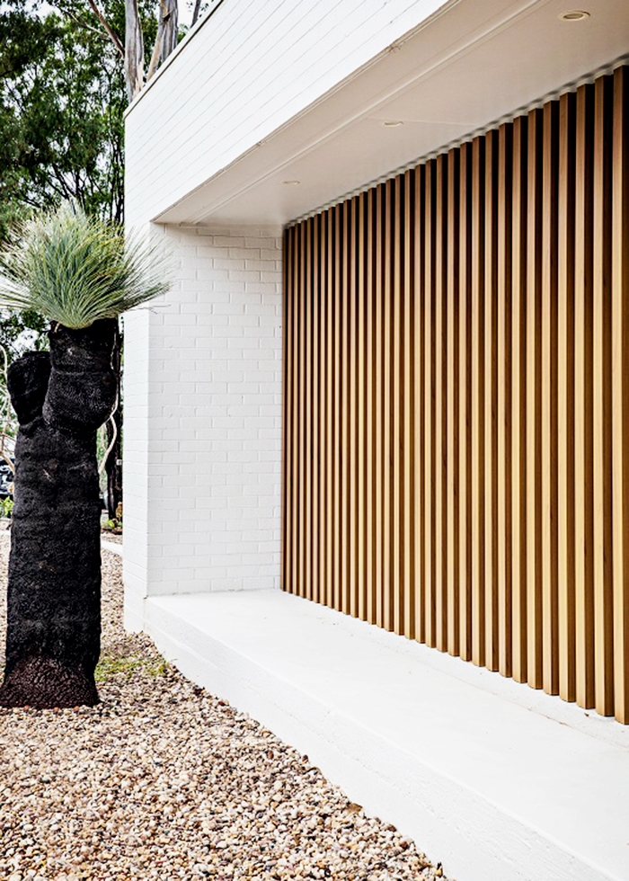 Timber-Look Battens for Modern Home Designs by DECO
