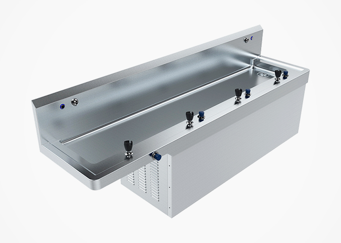 Refrigerated Accessible Drinking Troughs from Britex