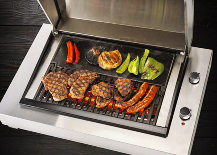 Smart Electric Barbeques from Thermofilm