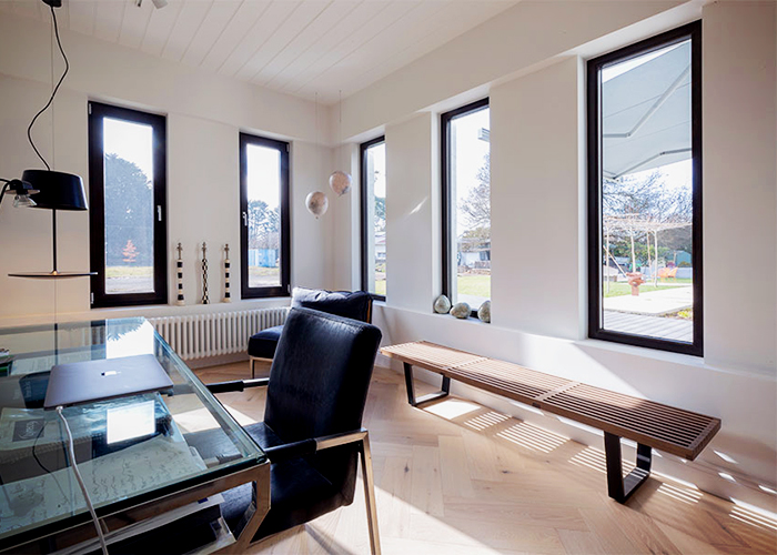 Triple Glazed Windows & Doors for Comfort by Paarhammer