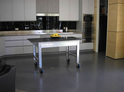 Rubber Kitchen Flooring From Dalsouple Australasia
