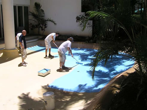 Pool Amp Spa Resurfacing From Hitchins Technologies