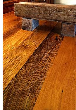 Reclaimed Timber Floors From Ironwood Australia