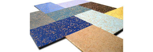 Cork Rubber Sustainable Flooring From Sherwood Enterprises