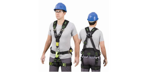Full Work Positioning Harness from Miller by Sperian