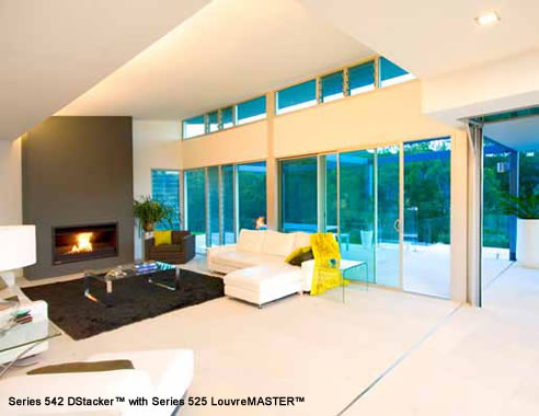 Sliding Door And Louvre Window Systems From Vantage Aws