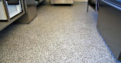 Concrete Floor Restoration From E Coat Concrete Floor Finishes