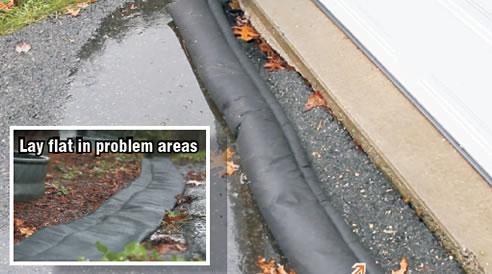 garage door flood barrierDoor Water Barrier  Quick Dry Flood Barrier  3499 260 The
