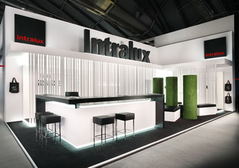 Intralux Australia At Light Building Exhibition 2012