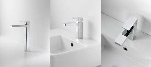 Dorf epic tapware and bathroom accessories range from dorf for Water tech bathroom fittings
