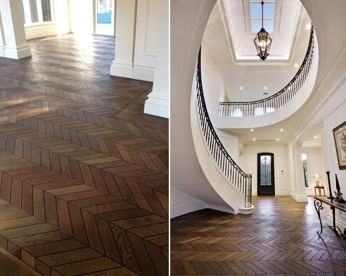 French Oak Chevron Parquet Flooring Renaissance Parquet
