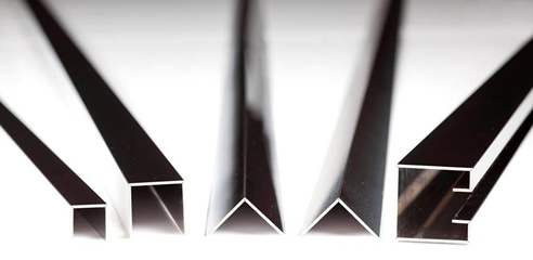 Stainless Steel Sheet Trim Angles And Channels Stainless