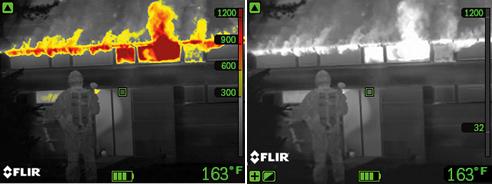 Thermal Imaging Camera For Firefighting K50 Flir