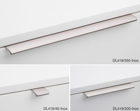 Aluminium Edge Pull Range Kethy