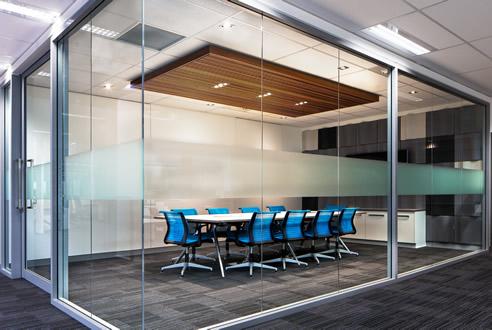Linear Timber Interior Panels Screenwood
