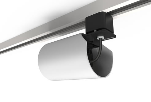 t550 h curve track lighting
