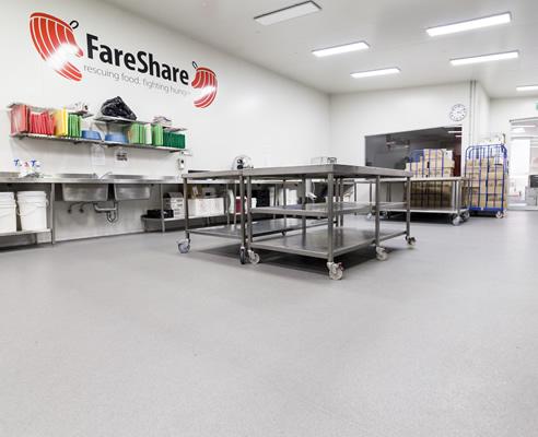Commercial Kitchen Flooring Case Study | Altro