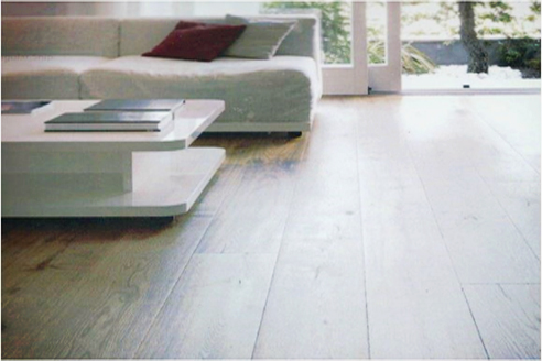 Vinyl plank flooring from Sherwood Enterprises