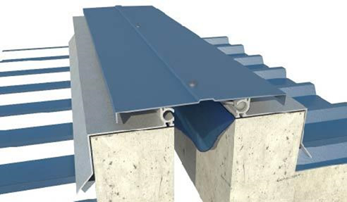 Seimax R Multi Directional Roof Expansion Joint System