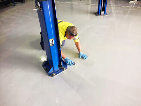 Fast track commercial flooring from Bayset