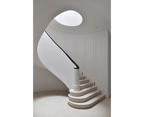 mouldings staircase
