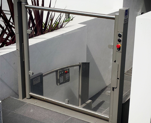 1m Executive Platform Lift from RAiSE Lift Group