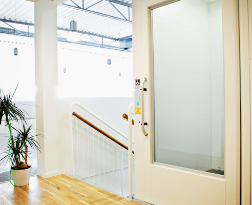 Versatile platform lifts from RAiSE Lift Group