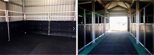 Stable matting from Sherwood Enterprises