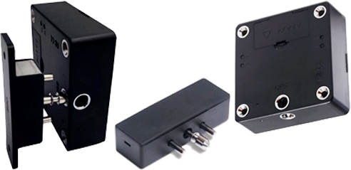 Concealed RFID Cabinet Locks From KSQ