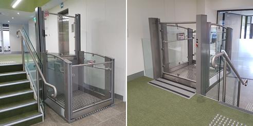 Hydraulic 2m Platform Lift Raise Lift Group